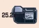 日立 25.2Vリチウムイオン電池 BSL2530
