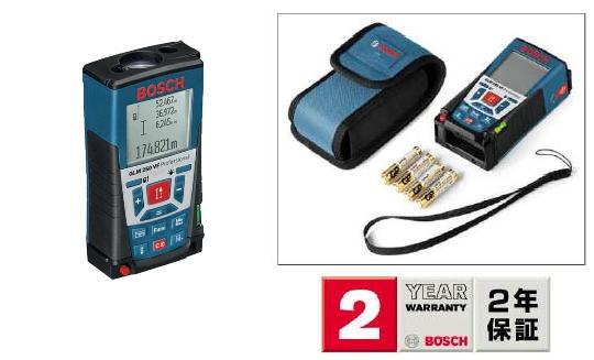 BOSCH レーザー距離計 GLM 250VF