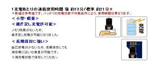 マキタ 充電式クリーナ CL102DW