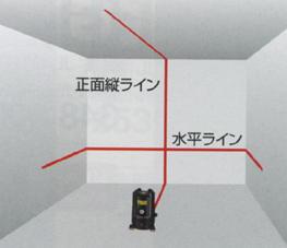 タジマ レーザー墨出し器 GT2R-Xi