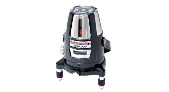 シンワ レーザー墨出し器 LaserRobo neo51 Bright 77362