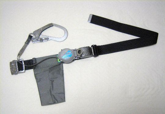 藤井電工 胴ベルト型安全帯/1本つり専用(巻取り式) TRN-599