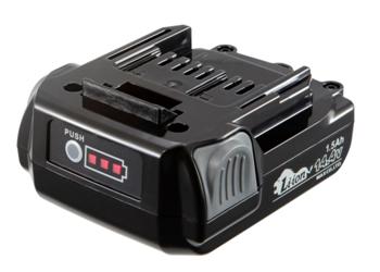 MAX 14.4V(1.5Ah)リチウムイオン電池パック JP-L91415A