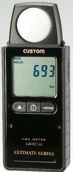 カスタム デジタル照度計 LX-01U