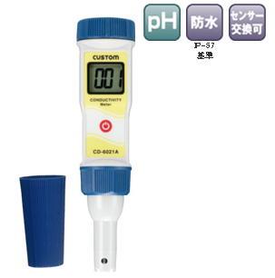 カスタム 防水導電率計 CD-6021A