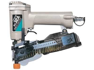 日立 常圧32mmロール釘打機 NV32A