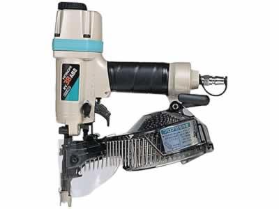 日立 常圧38mmロール釘打機 NV38AB2