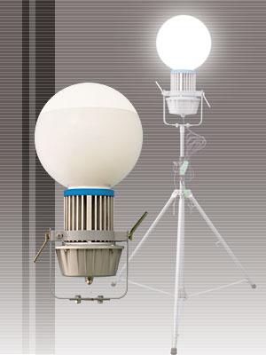 日動工業 LED特大電球メガバルーン