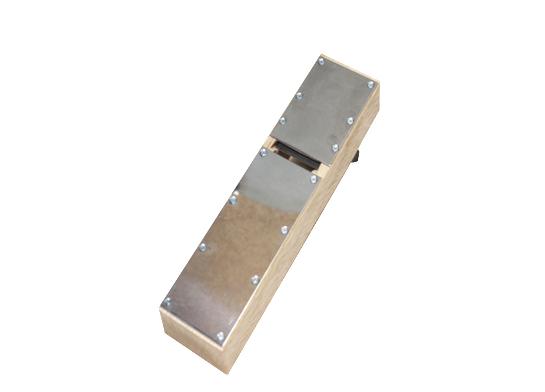 貴光 デコラ用鉋45mm ステン張り 白台