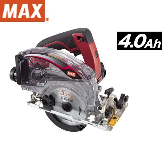 MAX 14.4V充電式 防塵丸のこ PJ-CS51DP