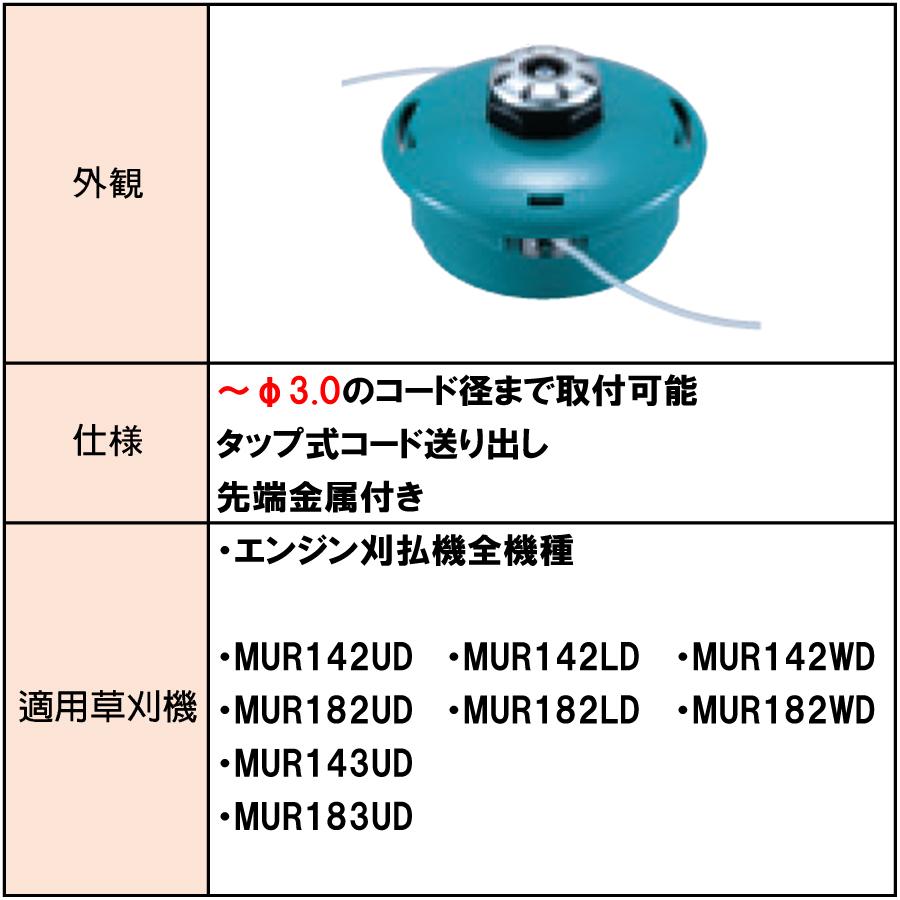 マキタ タップ式ナイロンカッタ4 A-51085