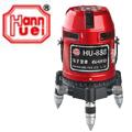 ハンウェイテック 高輝度レーザー墨出し器(受光器+三脚付き) HU-888