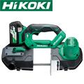 HiKOKI 兼用コードレスロータリバンドソー CB18DBL(S)