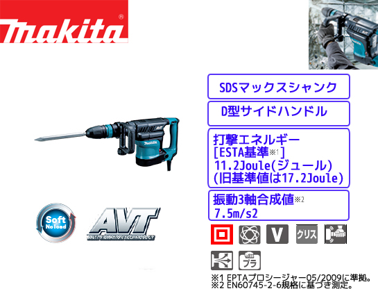 マキタ 電動ハンマ HM1111C
