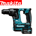 マキタ 16mm充電式ハンマドリル HR166DSMX/DZ