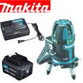 マキタ 10.8V充電式室内・屋外兼用墨出し器SK505GDZ+BL1040B+DC10SAセット