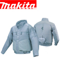 マキタ 充電式ファンジャケット FJ404DZ(立ち襟タイプ)