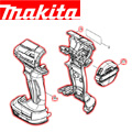 マキタ TD148用ハウジング・リヤカバーセット品