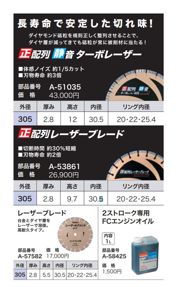 マキタ エンジンカッタ EK6100