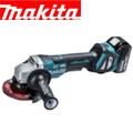 マキタ 18V充電式ディスクグラインダGA518D