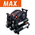 MAX 高圧エアコンプレッサ AK-HH1270E2(27L)《27ℓ・ブラックのみ》