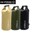 Zak-STORAGE 防水ドラム型2wayバッグ