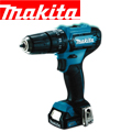 マキタ 10.8V充電式震動ドライバドリル HP333D