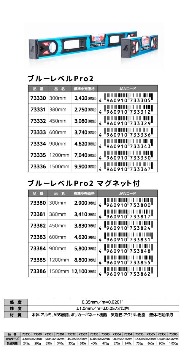 シンワ ブルーレベル Pro2 シリーズ