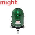 マイト工業 超高輝度LDグリーンライン レーザー墨出し器 MGS-445GP