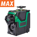 MAX グリーンレーザ墨出器 LA-C51DG(HR)