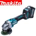 マキタ 40VMAX 100mm充電式ディスクグラインダ GA001GRDX/GZ