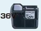日立 36Vリチウムイオン電池 BSL3626