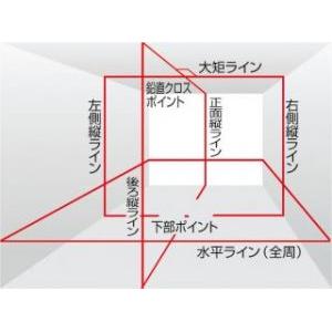 タジマ レーザー墨出し器 GT8R-NXi