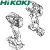 HiKOKI WH14DBAL用ハウジングセット品