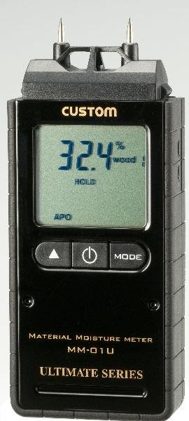 カスタム デジタル水分計 MM-01U