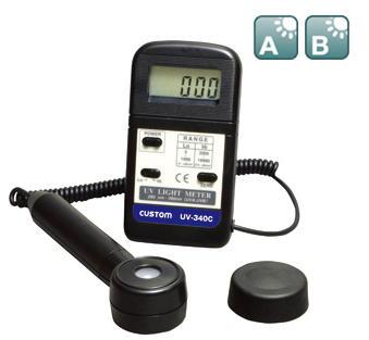 カスタム UVメータ UV-340C