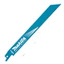 マキタ レシプロソーブレード BIM57(5枚入り) 鉄・ステンレス用・ダクト・デッキプレート A-58073