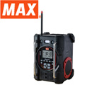 MAX 充電式オーディオ タフディオ AJ-RD431