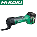 HiKOKI 18V コードレスマルチツール CV18DBL