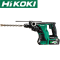 HiKOKI 18Vロータリハンマドリル DH18DBDL/DH18DBL