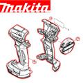 マキタ TD137用ハウジング・リヤカバーセット品