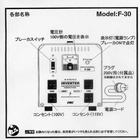 FMC オートトランス F-30