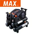 MAX 高圧エアコンプレッサ AK-HL1270E2(27L)《27ℓ・ブラックのみ》