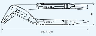 エンジニア ポンプラザウルス PZ-63