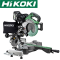 HiKOKI コードレス卓上スライドマルノコ C3607DRA