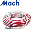 【限定色】マッハ 超ソフト高圧ホース ピンク&ホワイト S19-610/620