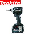 マキタ40Vmax充電式インパクトドライバ TD001G
