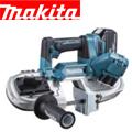 マキタ 18V充電式ポータブルバンドソー PB183D