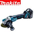 マキタ  125mm 充電式ディスクグラインダ GA520