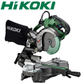 HiKOKI マルチボルト(36V)コードレス卓上スライド丸のこ C3606DRB